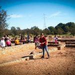 Rutas arqueológicas guiadas