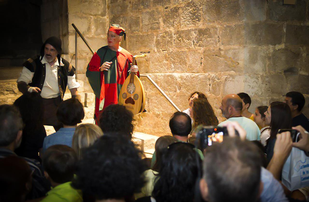 Visitas teatralizadas en el centro histórico de Bétera