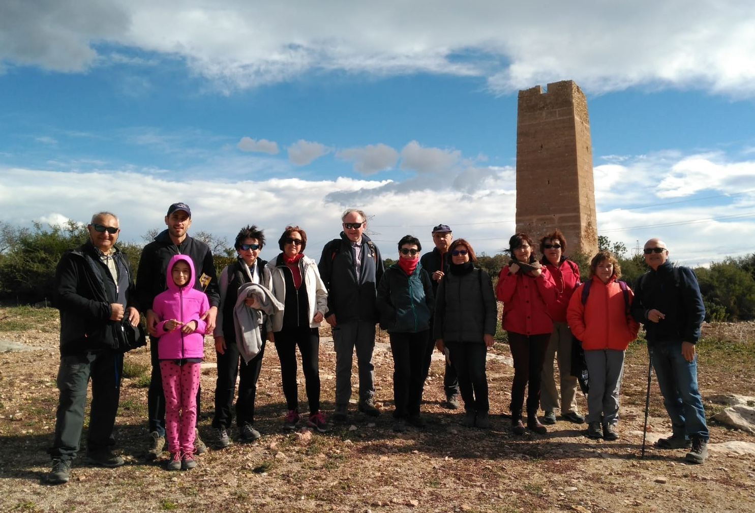 Tornen les rutes arqueològiques als jaciments de Bétera