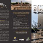 Tríptico rutas arqueológicas - 01