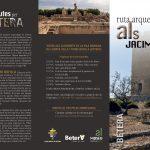 Tríptic rutes arqueològiques - 01