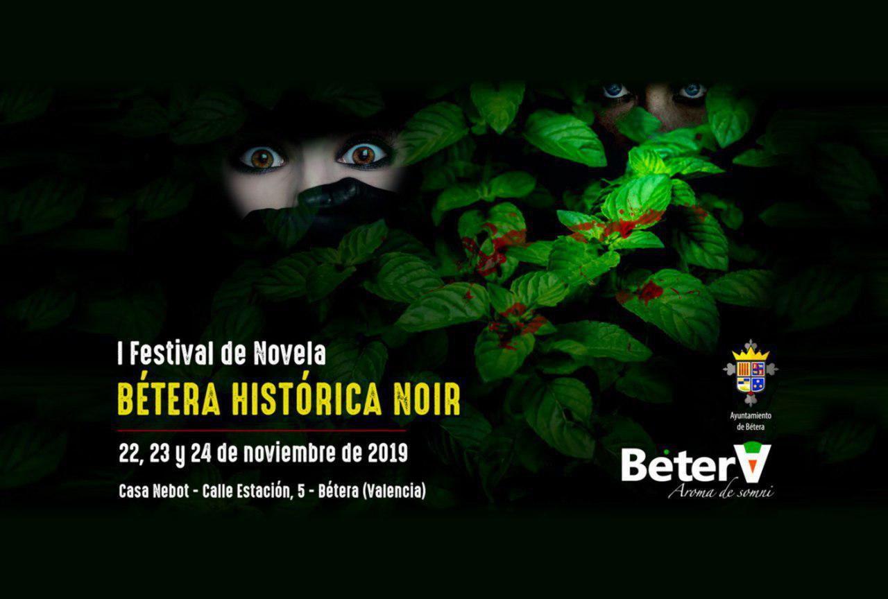 Bétera celebra el 1er festival de novel·la Bétera Histórica Noir